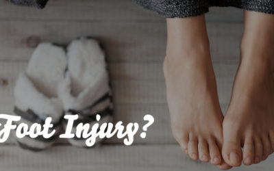 That Isn't Really a Foot Injury — And Why That Matters for Your Diagnosis & Treatment